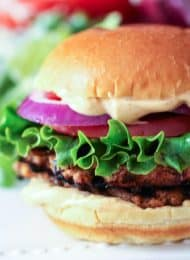 an amazing hamburger recipe