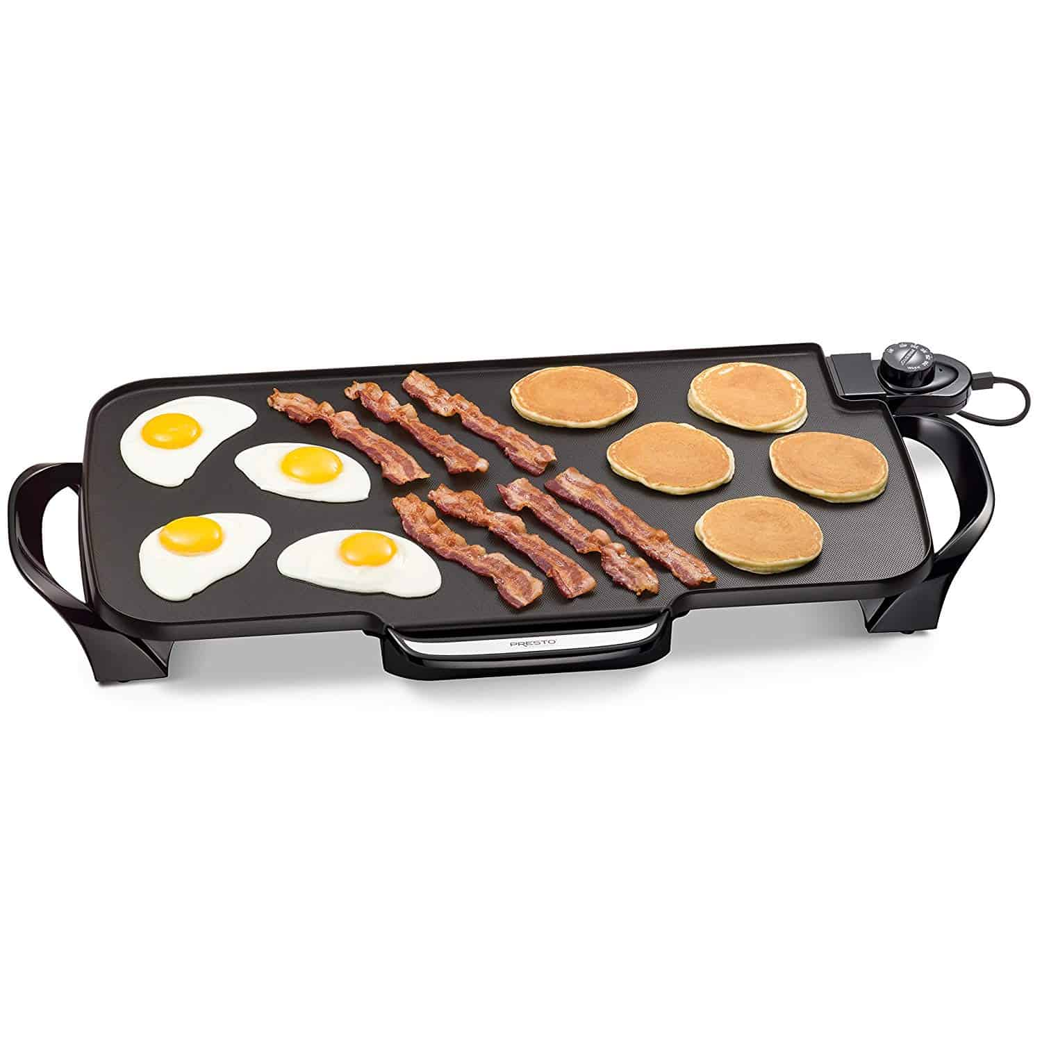 "presto 22"" electric griddle"