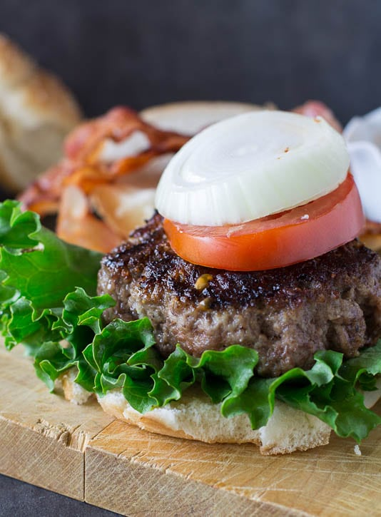The best hamburger recipe