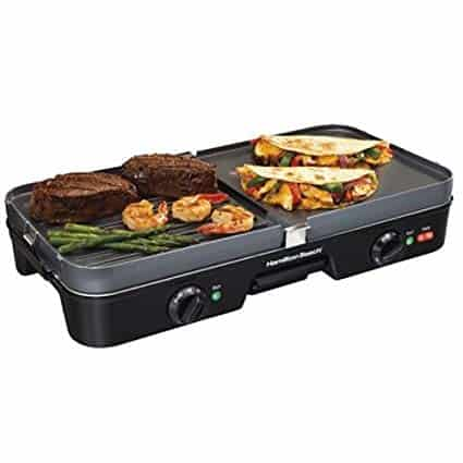 Recipes for an electric griddle