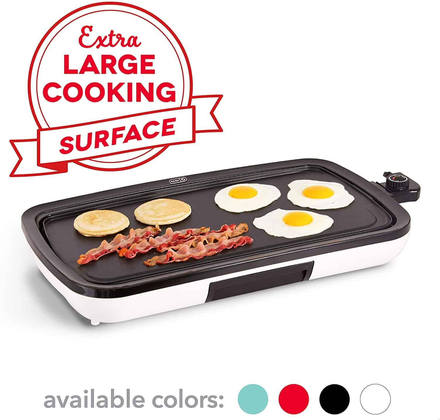 A review of the DASH electric Griddle