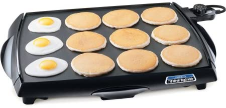 Big Top Electric Griddle