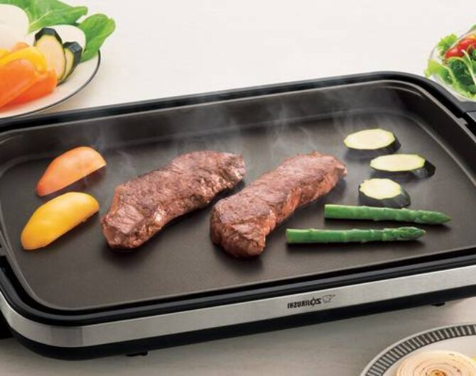 Cooking With An Electric Griddle